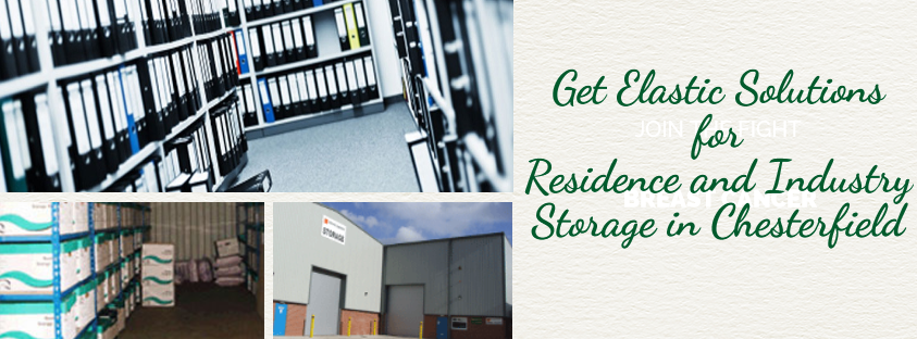 Get Elastic Solutions for Residence and Industry Storage in Chesterfield