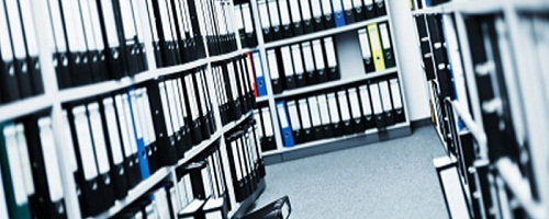 File Storage in Chesterfield